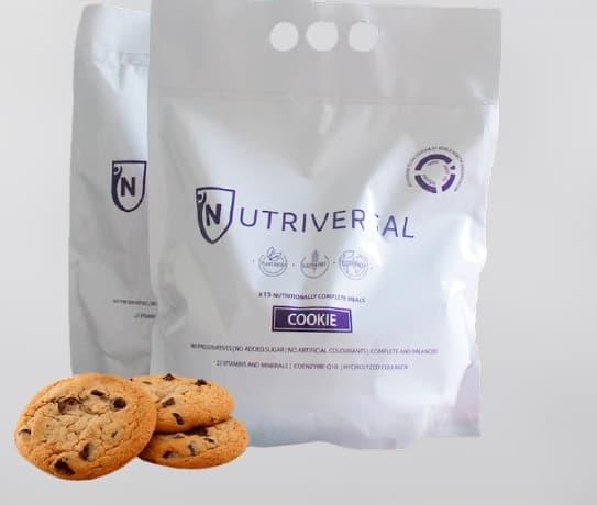 Powder-cookie